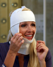 Using The Face Wrap
